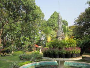 Parc Hoang Van Thu, Vietnam