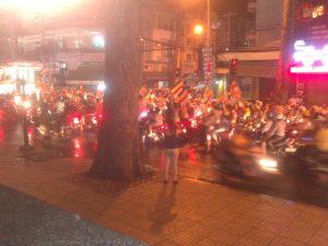 Jour de Bouddha Hô Chi Minh Ville Vietnam