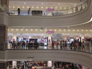 Aeon Mall Saigon, Vietnam