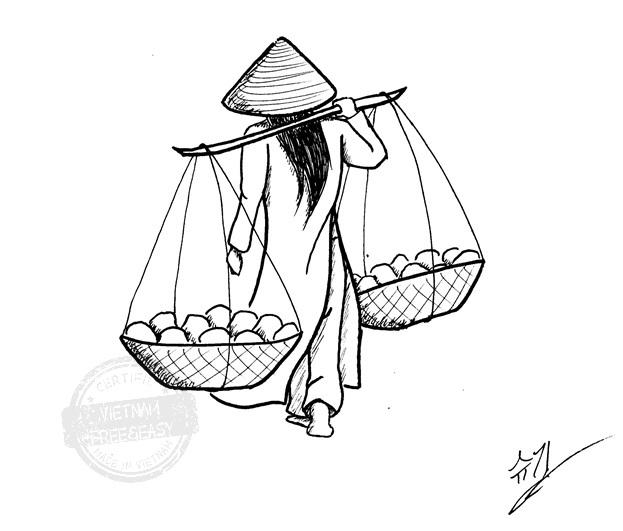 Favori La Palanche, comme un symbole du Vietnam - VietnamFreeandEasy  GI62